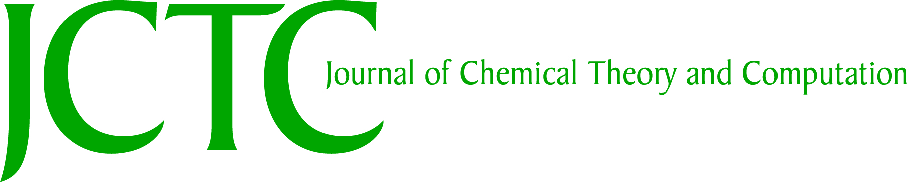 Journal of Chemical Theory and Computation